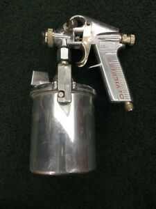 Devilbiss Spray Gun Tga 515 With Can Pre owned