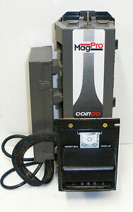 Coinco Mag50b Pro Dollar Bill Acceptor validator Mdb pulse Ba30b Used Nb