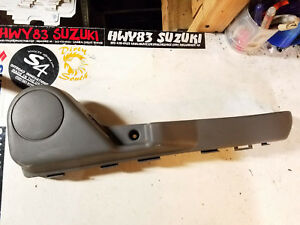 89 98 Geo Tracker Suzuki Sidekick Front Seat Trim Panel Plastic Storage