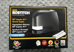 Stanley Bostitch Powercrown B8 Electric Stapler Value Pack B8evalue