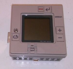 Omron H5l a Digital 24 Hour Time Switch Time Delay Relay Electronic Timer
