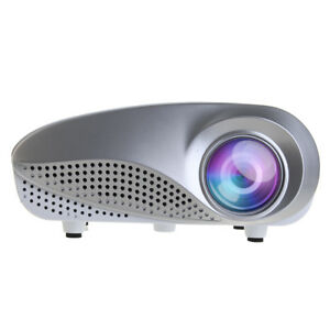 Gigxon H600 Multimedia 1200 Lumens Portable Lcd Led Office And Home Theater