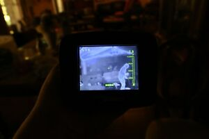 Thermal Imaging Camera Imager Bullard Eclipse 160ld Firefighting Search Rescue