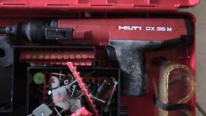 Hilti Dx 36m Semi automatic Powder actuated Fastening Tool