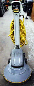 Nobles Speedshine 1600 Floor Scrubber Polisher Burnisher Spr1600h