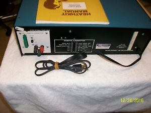 Strip Chart Recorder In Near Mint Condition All Complete And Fully Functional