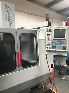 Haas Cnc Model vf 0 10k Rpm With Coolant Tank 20 000 00