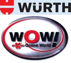 Wurth Wow Software The Latest Version 5 00 12 Multilingual