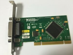 1pc Used Good Ni Pci gpib Ieee488 2006