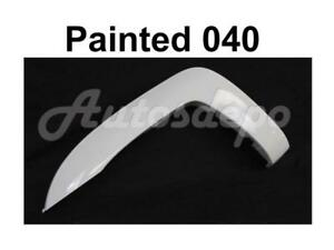 Front Fender Flare Painted Super White 040 Lh For Toyota Tacoma 2005 2015