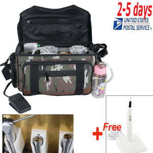 in Stock Dental Unit With Air Compressor Suction 3 Way Syringe gutta Cutter