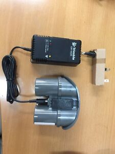 Trimble Spectra Pipe Laser Rechargeable Battery And Charger