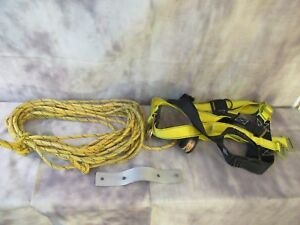 Guardian Full Body Harness Rope Tie Point see Note
