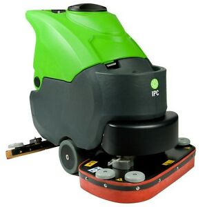 Ipc Eagle Ct70 Bt50 20 Traction Drive Autoscrubber W pad Driver free Shipping