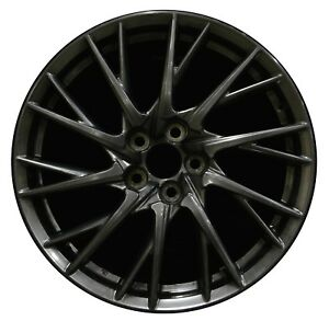 19 Lexus Rc F 2015 2016 2017 2018 Oem Factory Rim Wheel 74324 Rear
