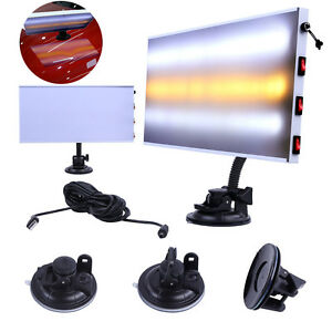 Paintless Dent Repair Led Line Board Reflector Board Light Suction Arm Pdr Tools