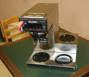 Bunn Cwtf15 3l Coffee Brewer In Nice Condition And Works Well