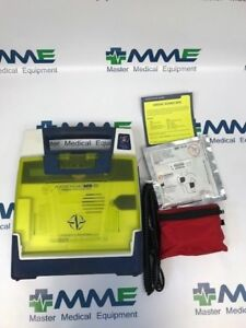 New Cardiac Science Powerheart G3 Aed W Adult Pads Battery In Box Warranty