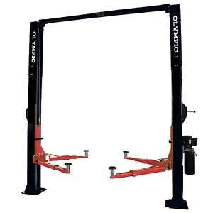 Commercial Quality Extra Wide 10 000 Lb 2 Post Car Truck Vehicle Lift Adj Height