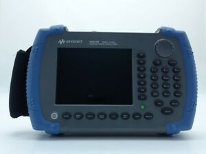 Keysight Used N9330b Handheld Cable And Antenna Tester 25mhz 4ghz agilent