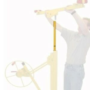 Drywall Lifter Telpro Panel Lift 15 Feet Extension Inc 186 00 Top Quality Tool