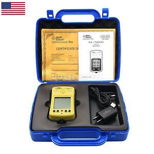 4 In 1 As8900 Gas Monitor Detector As8900 Co O2 H2s Oxygen Gas Analyzer Meter Us