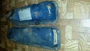 Rare Oem Factory 1976 351 Clevland Ford Valve Covers