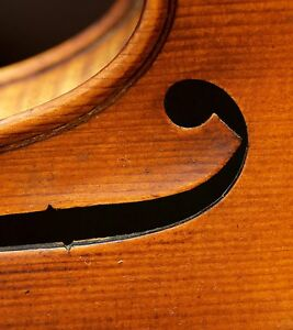 Very Old Labelled Vintage Violin Chanot 1825 Geige