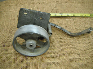 Flat Belt Governor Clutch Pulley Line Shaft Hit Miss Steam Engine Model A T Ford