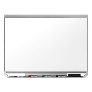 Quartet Prestige Duramax Magnetic Porcelain Whiteboard 48 X 36 Graphite P554gp2