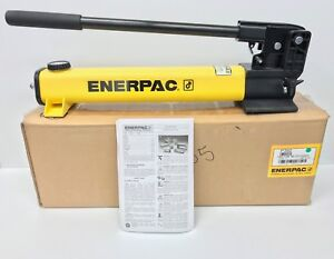 Enerpac P392 Hydraulic Hand Pump 2 Speed 10000psi P 392 New