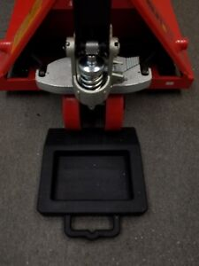 Pallet Jack Stop Free Mount Secure Pallet Jack On Your Truck Truck Driver Chock