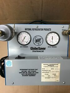 Hvac Refrigerant Recovery Machine