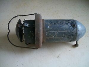 Oil Bath Air Cleaner From Wisconsin Air Cooled Engine Model Akn