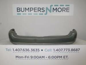 Oem 2005 2007 Ford Focus Wagon Zxw Rear Bumper Cover