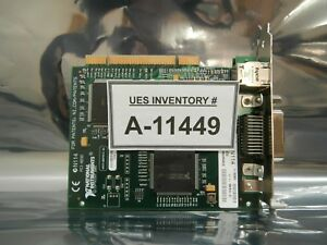 National Instruments 18971a 01 Gpib Controller Ethernet Pci 8232 Pcb Card Used