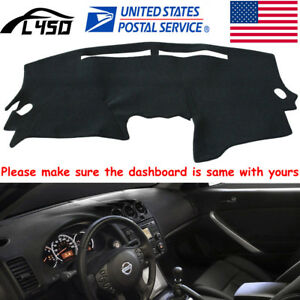 Dashmat Dash Cover Mat Dashboard Pad Fit For Nissan Altima 2007 2012 Us Version