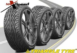 Qty Of 4 Triangle Tr968 205 40r17 84v Performance Tires