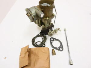 Vintage 1937 39 Packard Car 1156 1600 1700 Stromberg Carburetor Nos 380513
