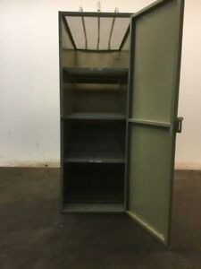Storage Cabinet Locker 54 5 L X 23 3 4 W X 72 H