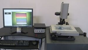 New 8x4 Cmm Manual Video Measuring And Inspection Machine