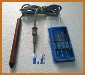 Electrosurgical Handle With Electrodes Electrolysis Needles Surgical Accessory