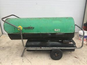 600 000 Btu Kerosene diesel Powered Heater