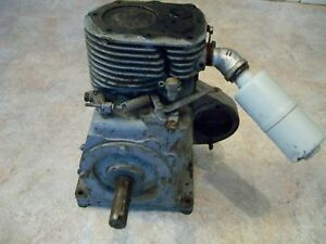 Wisconsin Air Cooled Engine Block Model Akn