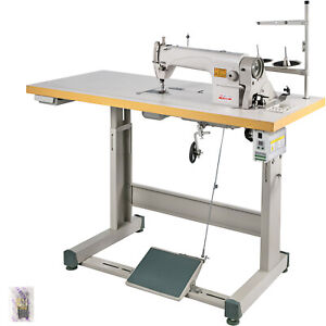 Sewing Machine Ddl 8700 With Table servo Motor stand lamp Quilting Tool 550w