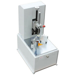 Ce Electic Round Corner Cutter Corner Rounding Machine For Name Cards Paper