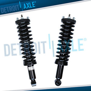 2 Front Strut For 1998 1999 2000 2001 2002 2003 2004 Toyota Tacoma Prerunner 2wd