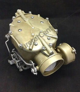 1949 1950 Oldsmobile Rochester Aa Carburetor Remanufactured