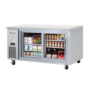 Everest Etgr2 Undercounter worktop Refrigerator