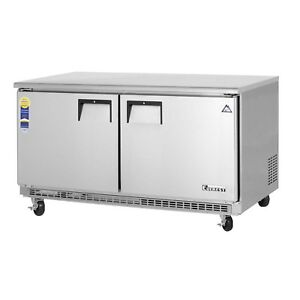 Everest Etbwr2 Undercounter worktop Refrigerator